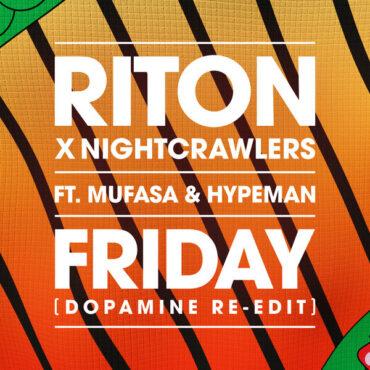 Riton x Nightcrawlers with Mufasa & Hypeman – Friday
